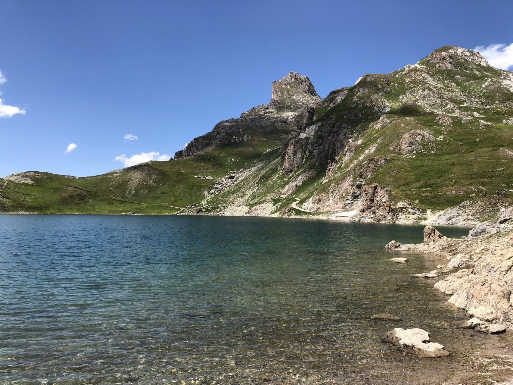 Les 3 lacs Valloire