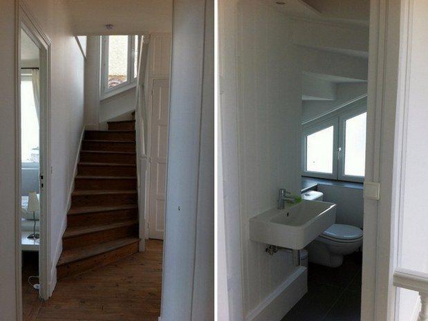 Escalier 2ème & WC