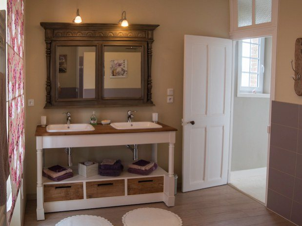 suite eglantine salle de bain