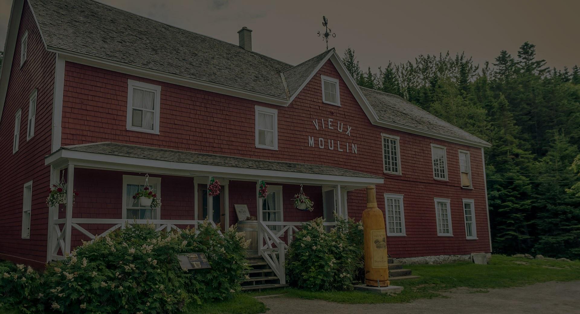 vieux-moulin-sainte-flavie-hébergement-motel