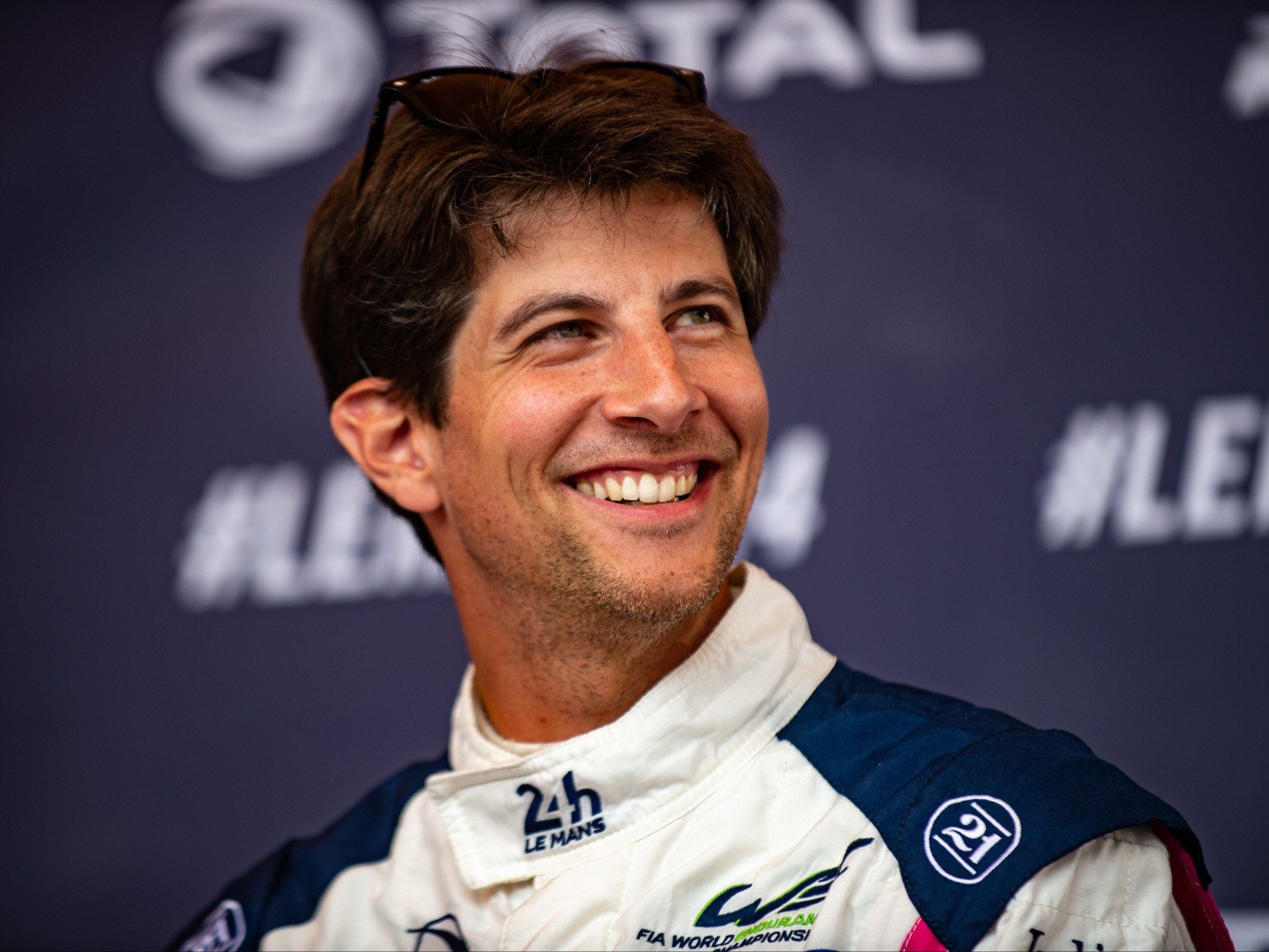 Thomas Dagoneau Pilote 24 Heures du Mans