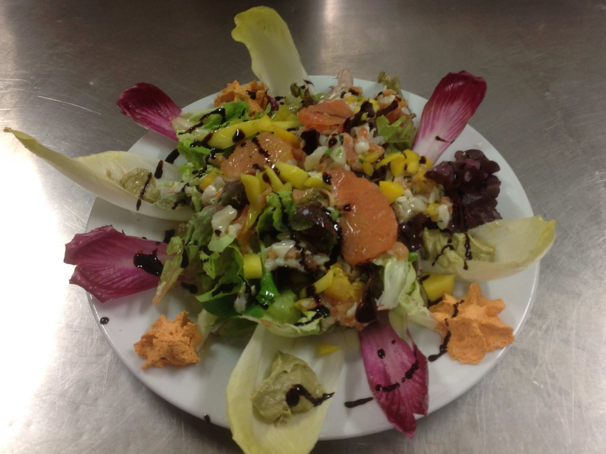 Salade fraicheur de l'auberge