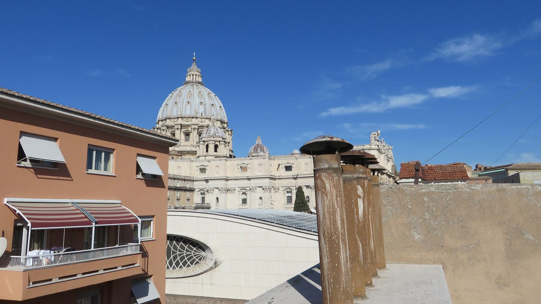 terrazza Mary's Place San Pietro
