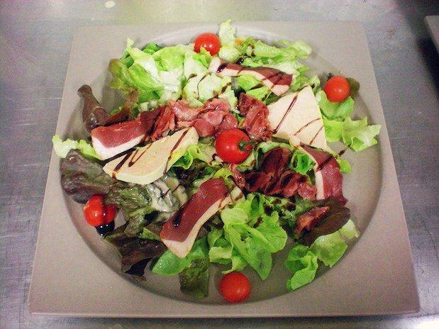 Salades traiteur Saône-et-Loire l-escale