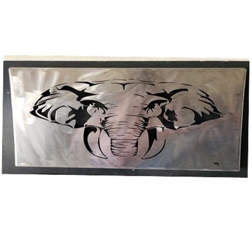 Tableau-éléphant