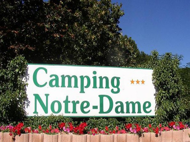 CAMPING NOTRE DAME