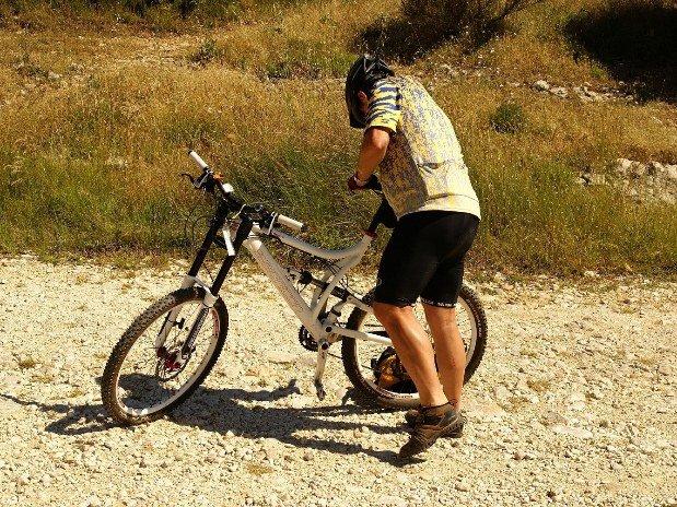 Vélo Hauts Issensac