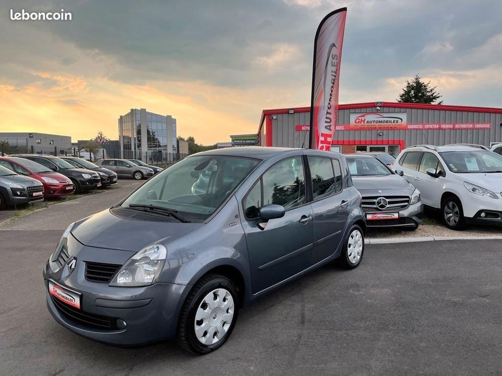 Renault Modus 1.6I 110CV JP0B05