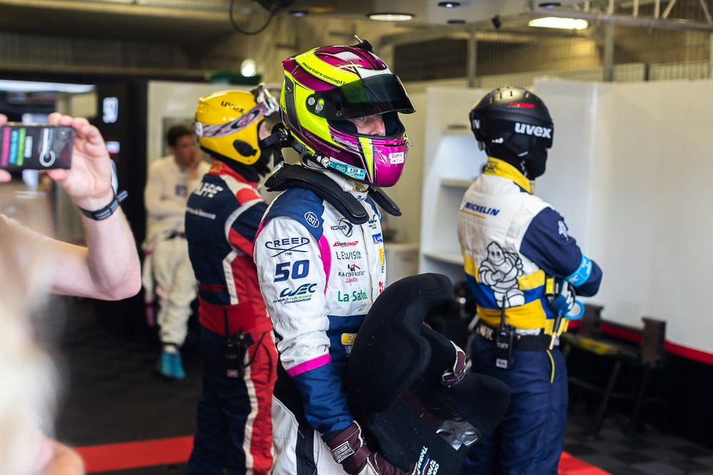 Professionnel Driver - 24 Hours of le Mans - packs VIP