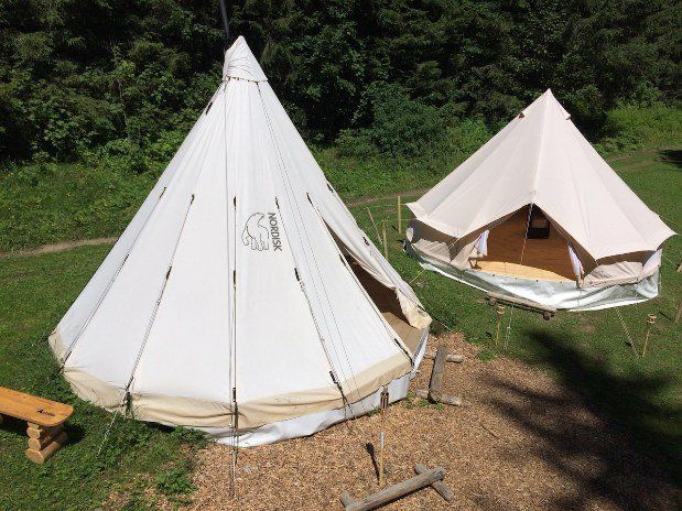 Summer Camp - Village tipi - Altipik