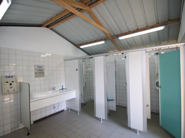 Sanitaire Camping Au Mica