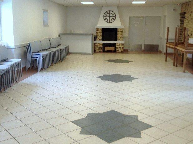 salle de reception 90m2