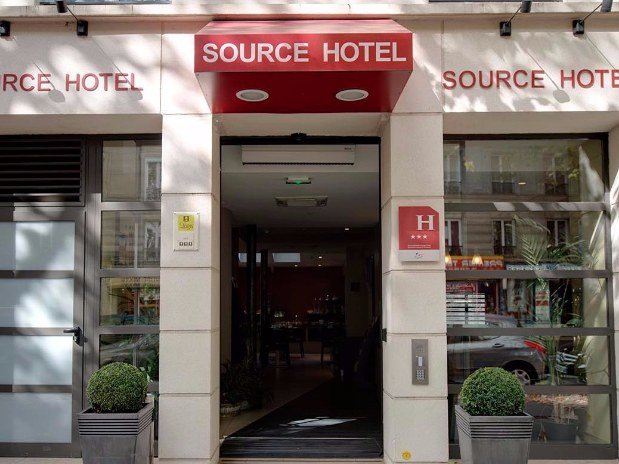 Getting to the Source Hotel in Paris