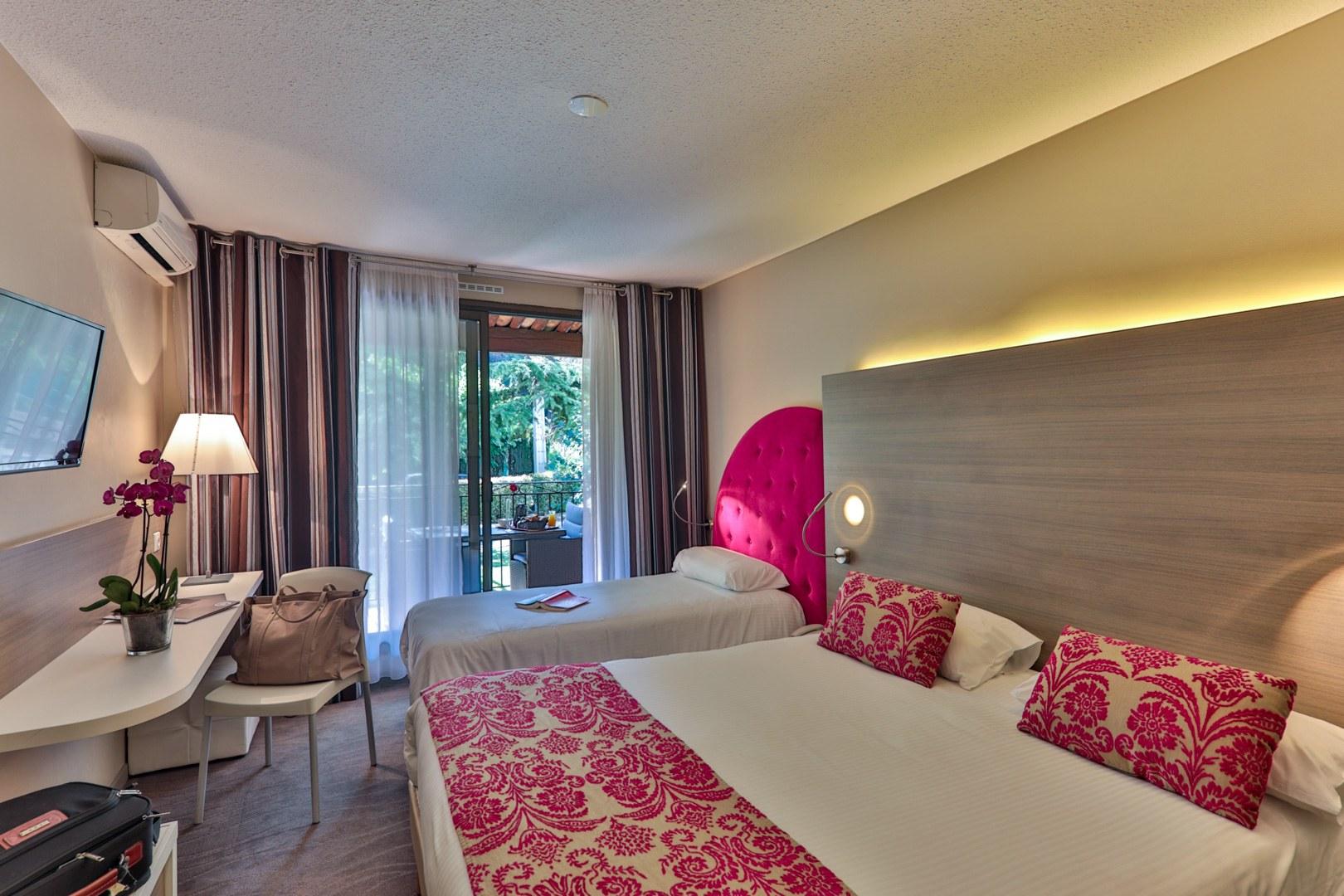 Restaurant-hotel-en-provence-chambre-double