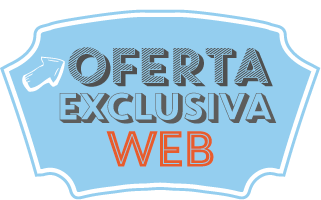 oferta exclusiva web