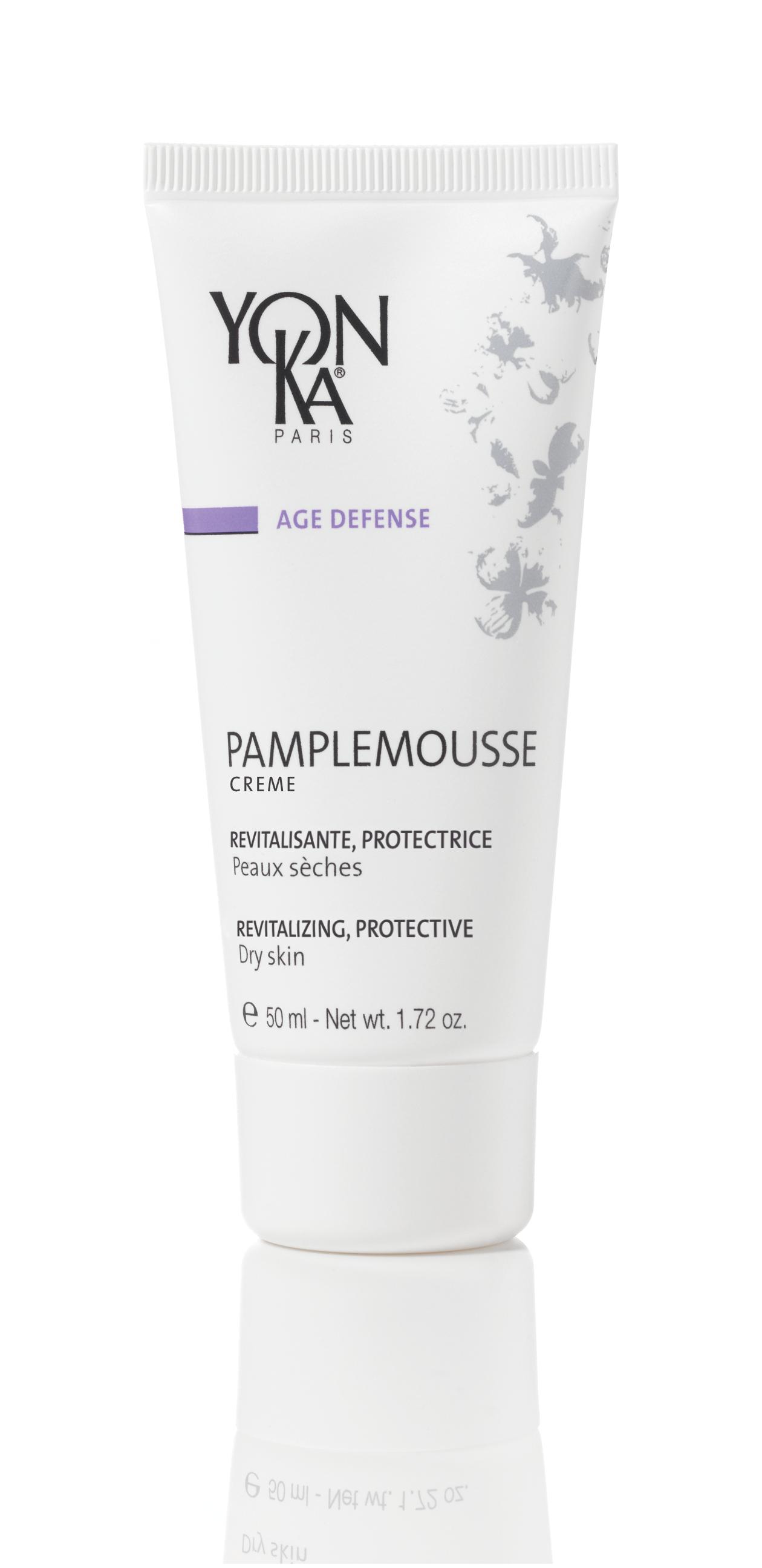 Crème pamplemousse PS