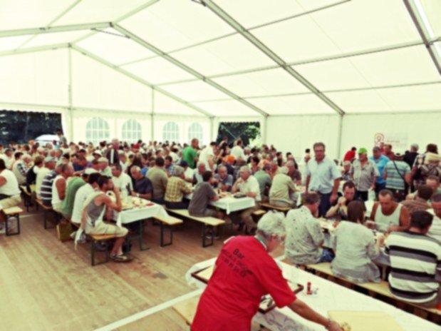 buffet traiteur festival foires salon  Bourgogne-Franche-Comté l-escale