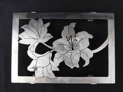 Tableau ou Dessous de plat Fleurs de Lys