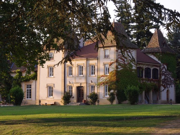 château loire luxe SPA chambre hôtes