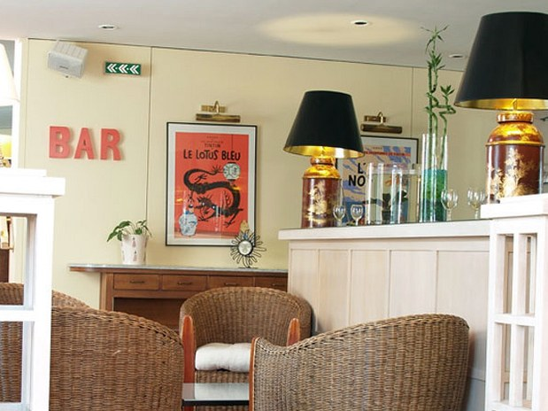 h tel restaurant le monarque blois hotel restaurant. Black Bedroom Furniture Sets. Home Design Ideas