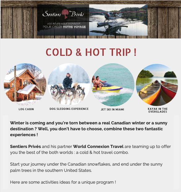 Cold & Hot Trip