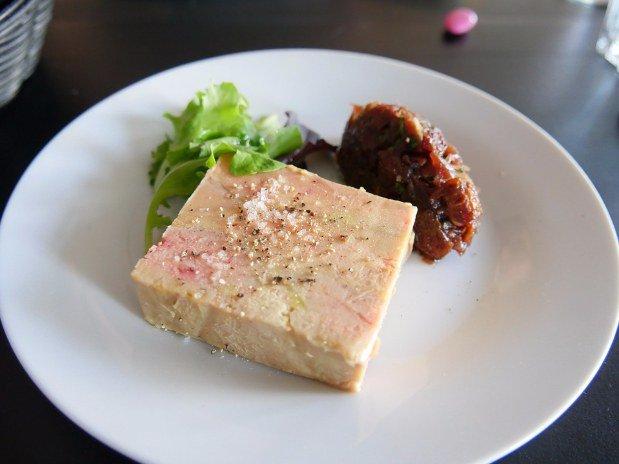 foie gras restaurant La Grange Saint Michel Paris