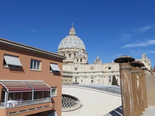 Mary's Place Affittacamere Vista San Pietro
