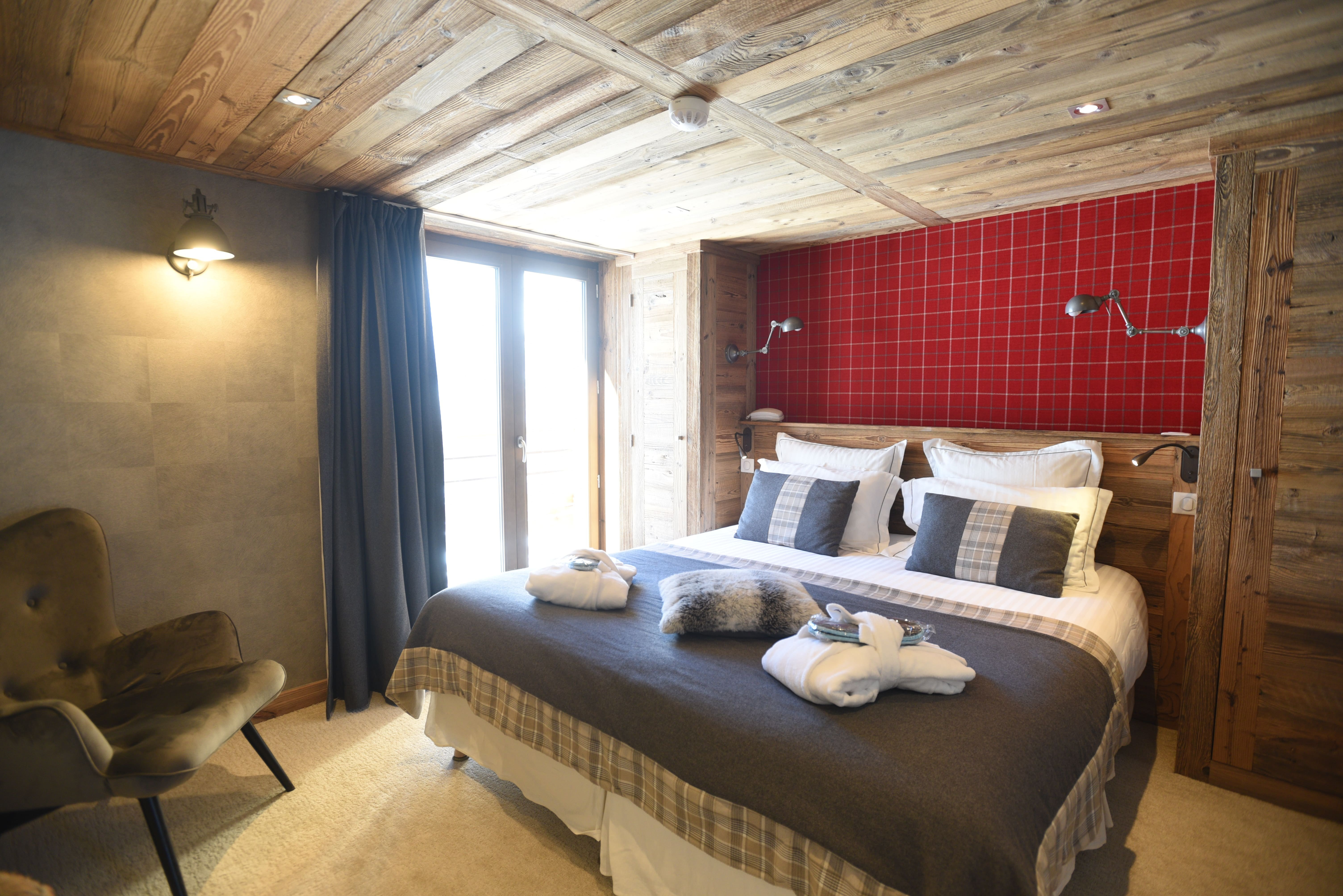 hotel-4-étoiles-val-d'isère-chambre