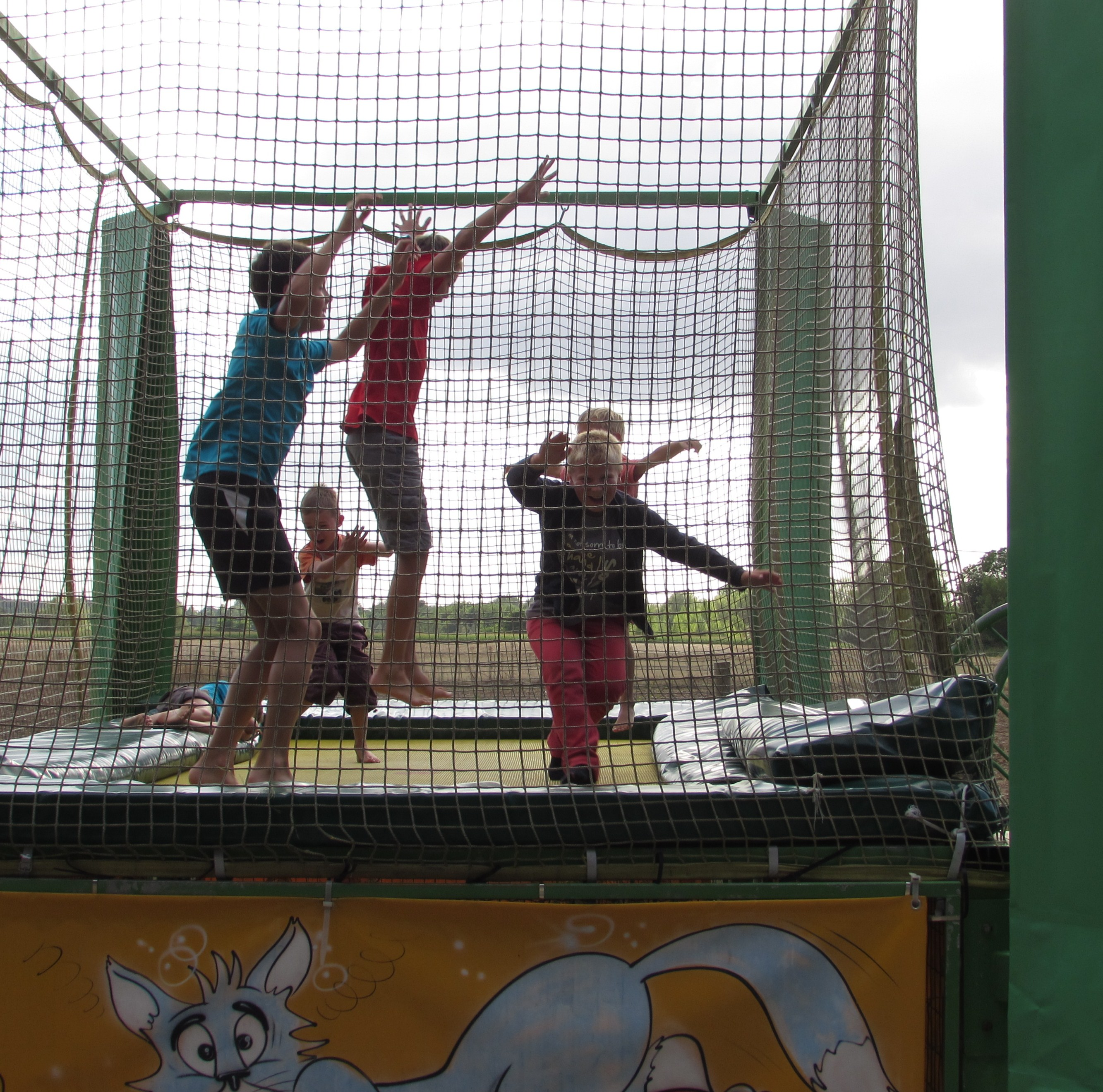 Family campsite - playground -Indre et Loire