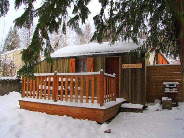 ski - tourisme - auvergne - la bourboule - mont dore - camping poutie - gite et chalets- puy de sancy