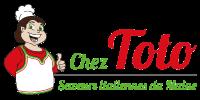 logo petit chez toto pizzeria restaurateurs meslay-du-maine mayenne pizza pâtes desserts cuisine italienne soirée à thème