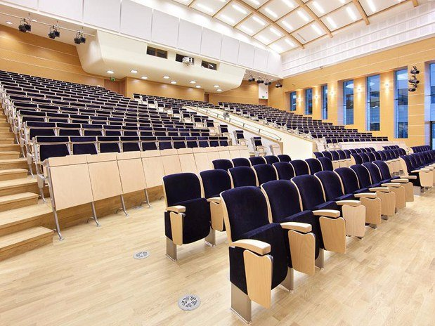 amenagement salle auditorium