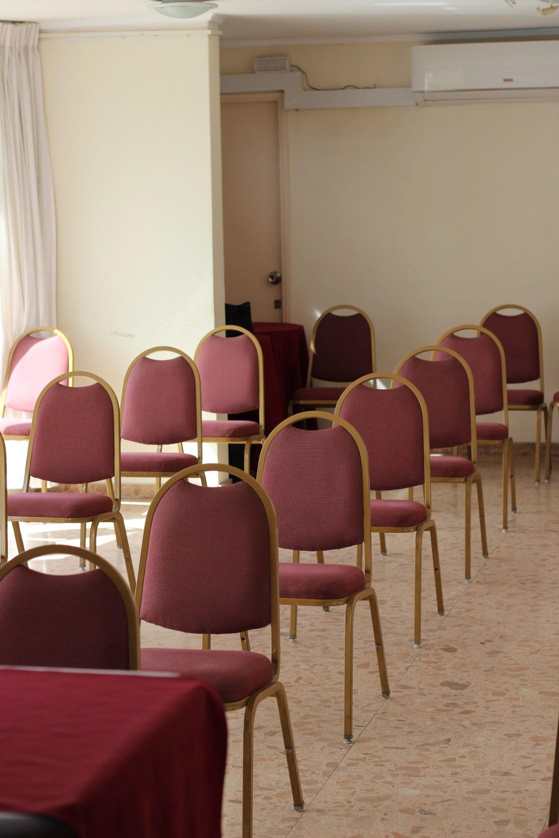 Sala de Eventos - Days Inn Montevideo