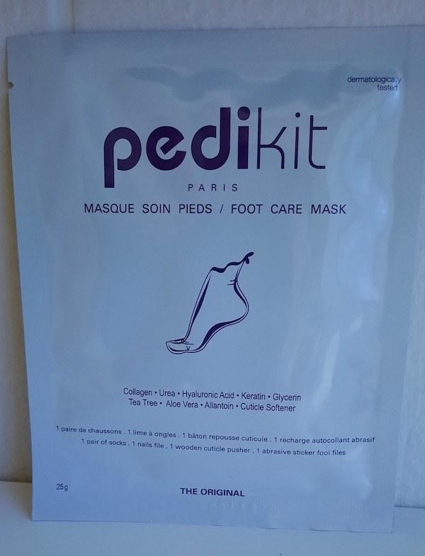 masque pied pedikit - copie