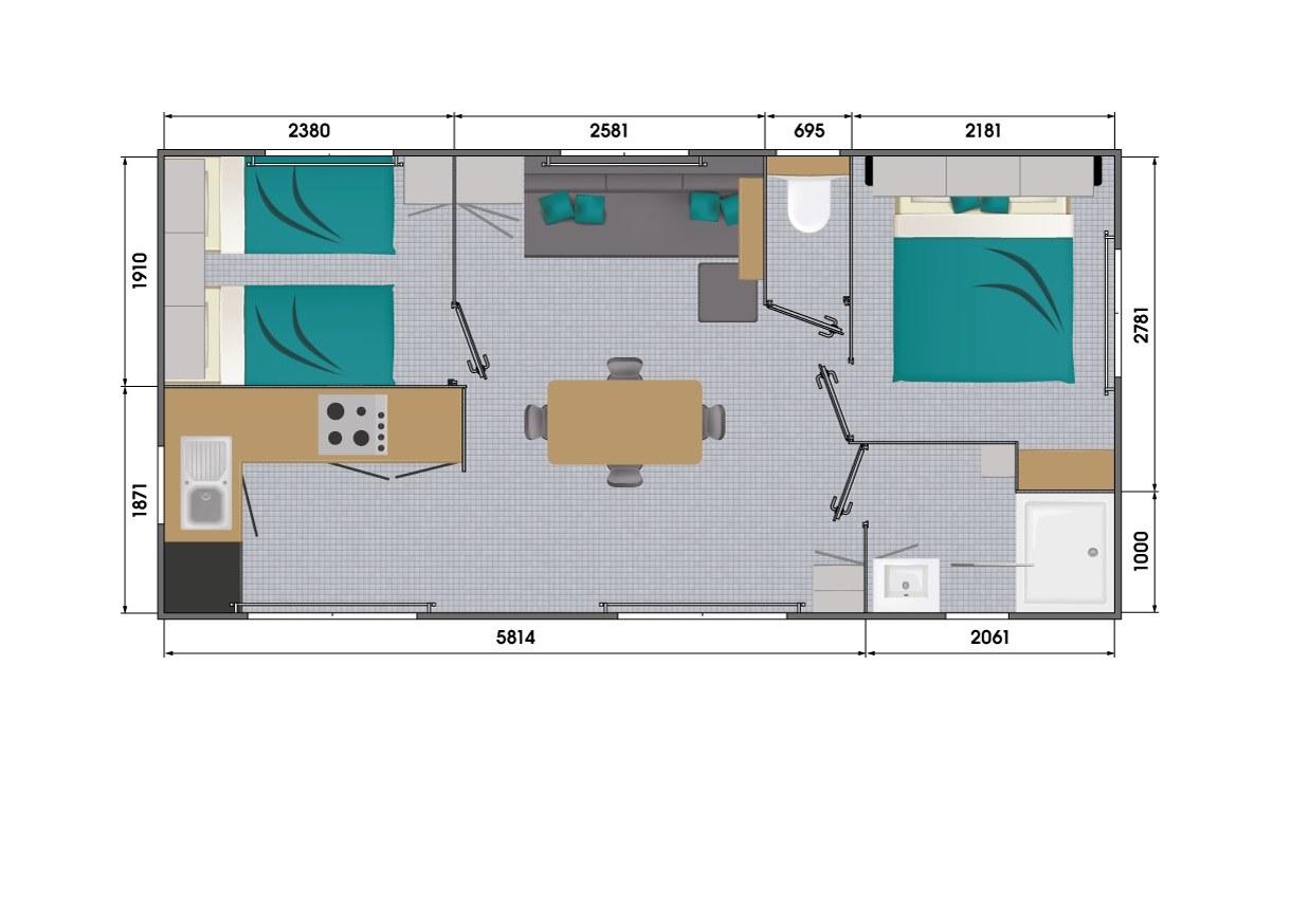 Grand Confort 30m²