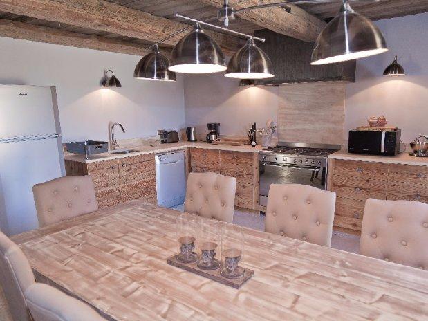 cuisine le bastidon provence avignon maison luxe