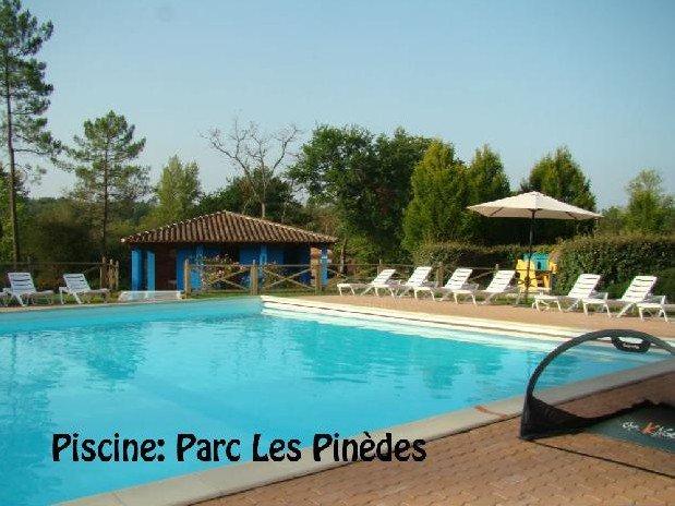 Piscine Les Pinèdes