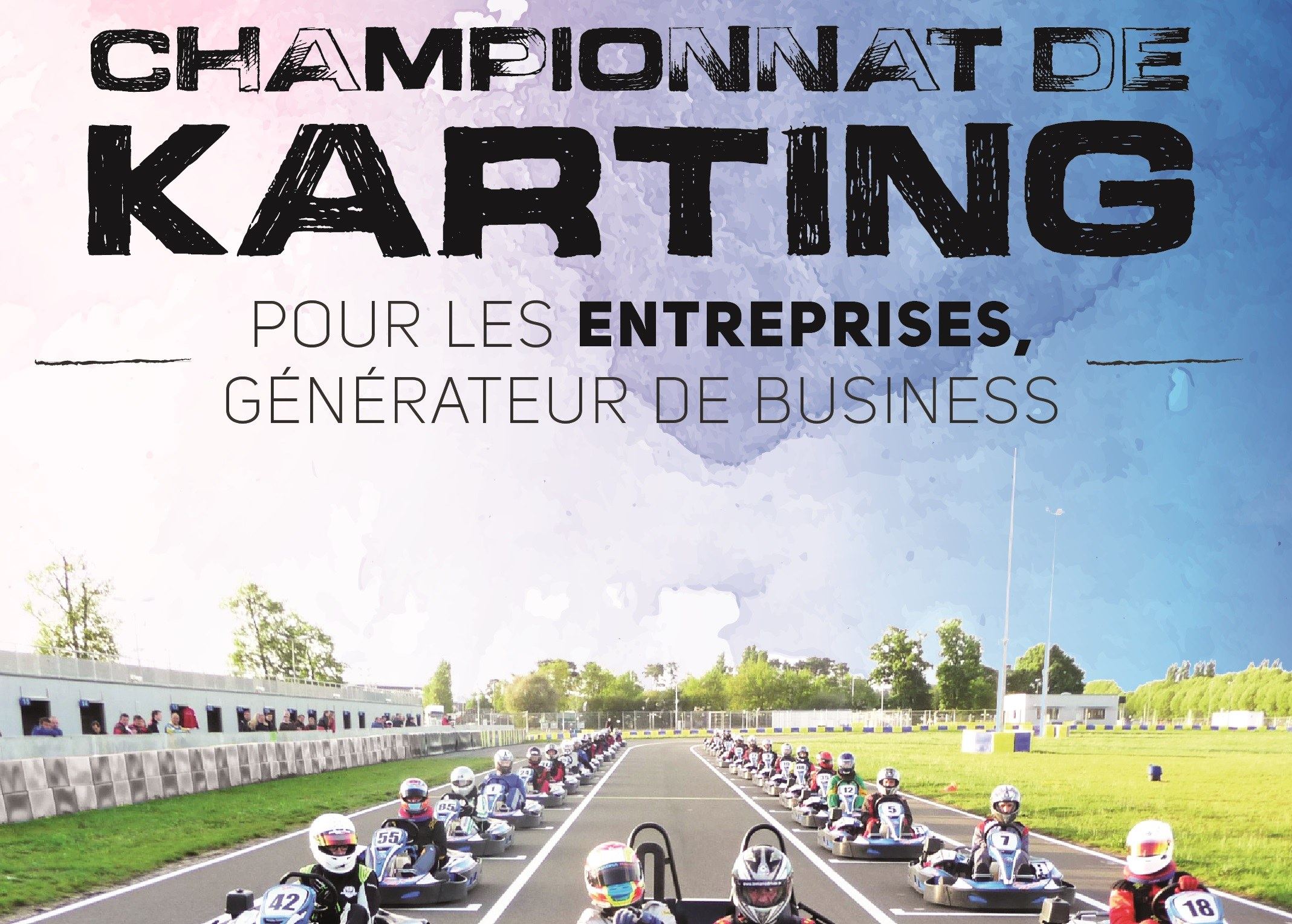 KARTING CENTER TOURS (37) Championnat interentreprises karting Tours 37