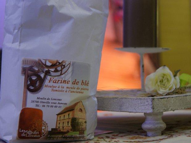 paquet de farine T80 Lonceux