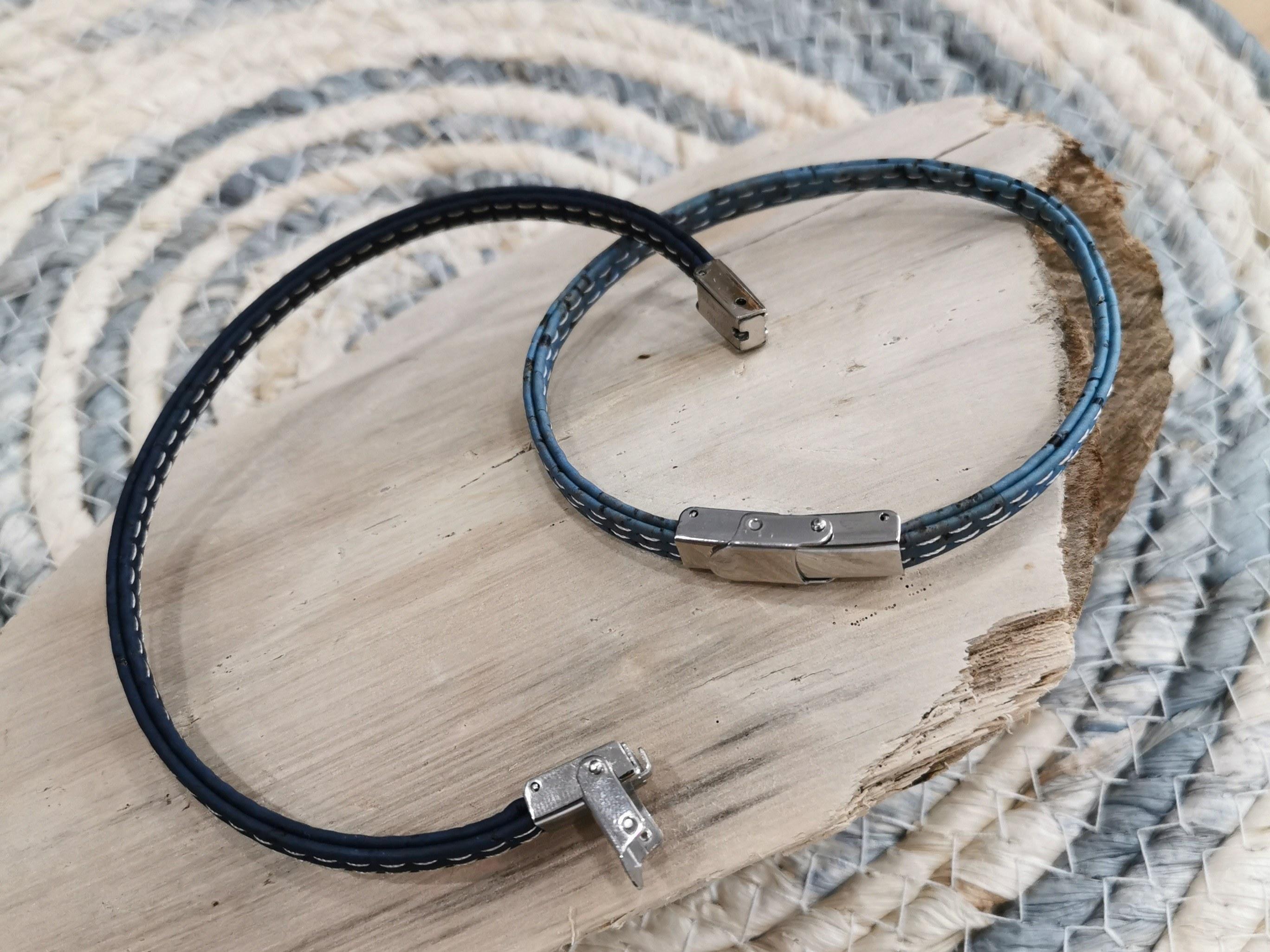 bracelet en liège 2  karmyliège
