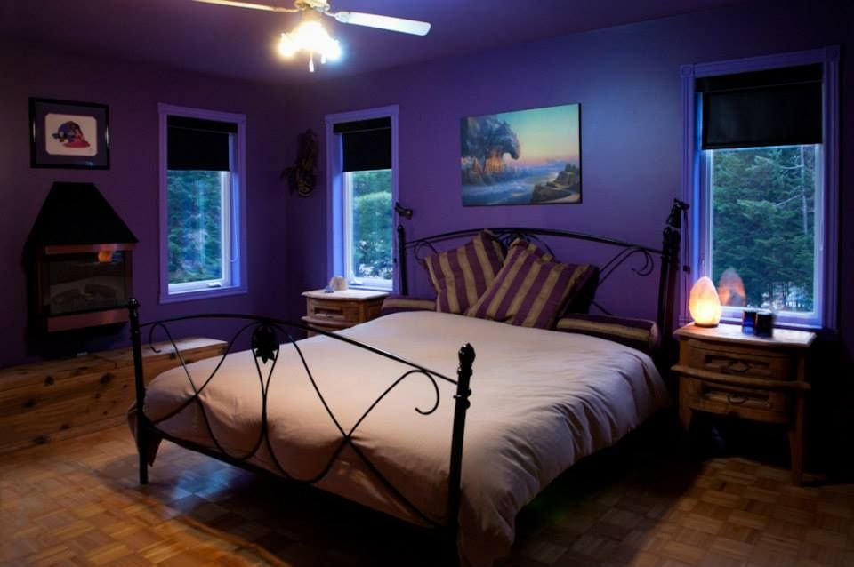 gite-mont-tremblant-chambre-lit-king-size-etage-supérieur-16