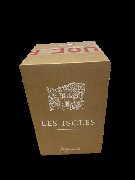 Bag In Box de 5L Rouge Tresbaudon
