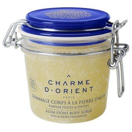 Spa-hammam-Cormeilles-en-Paris-argenteuil-Gommage-à-la-pierre-d'alun,-miel-&-gelée-royale-Parfum-Ambre-300-g.