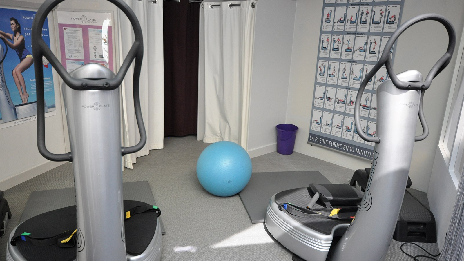 Powerplate Effiligne