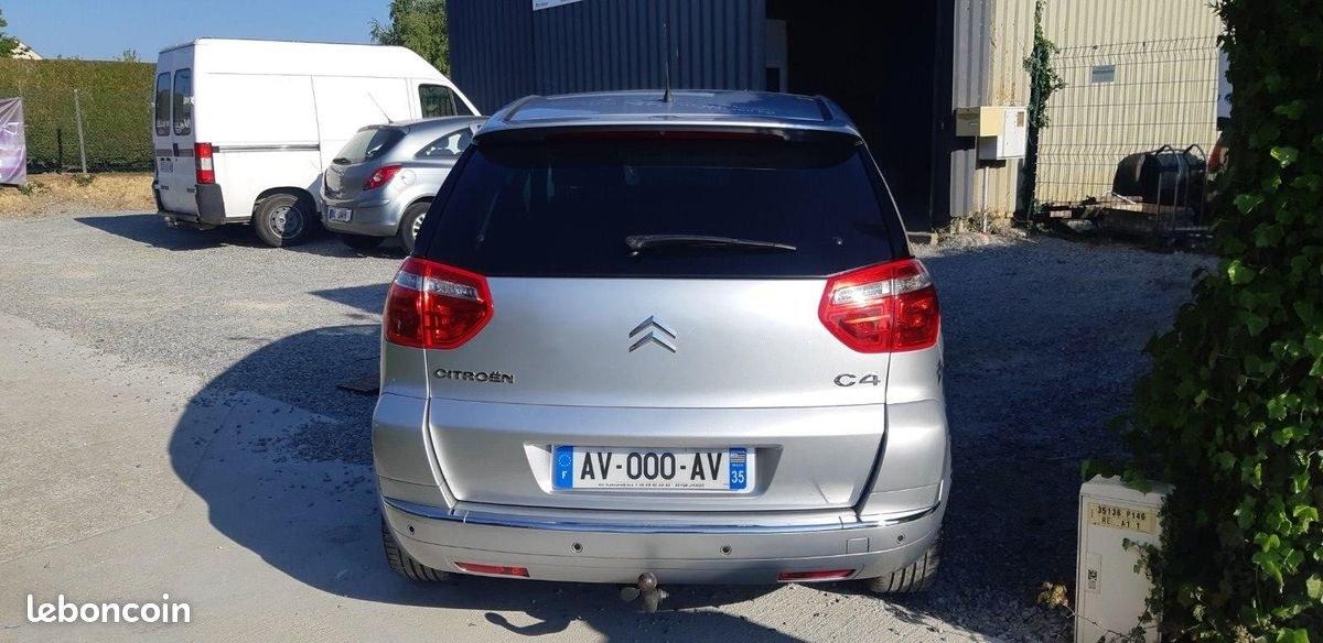 Citroën C4 Picasso MONOSPACE