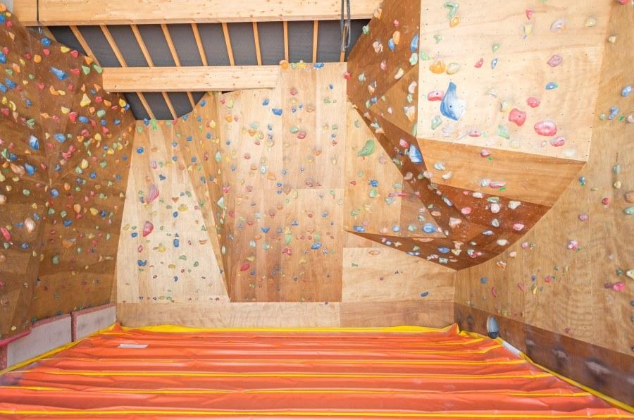 espace grimpeur