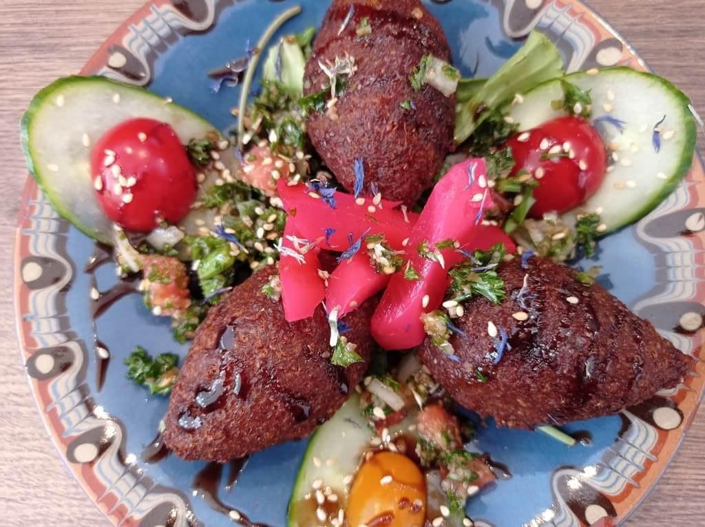 Kebbe  Diwan : restaurant libanais à Poitiers