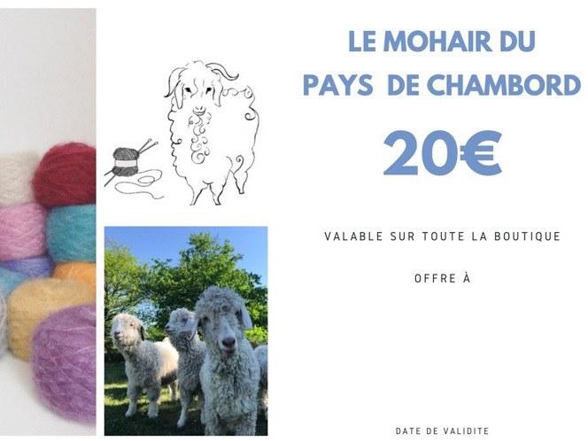 Mohair 20€