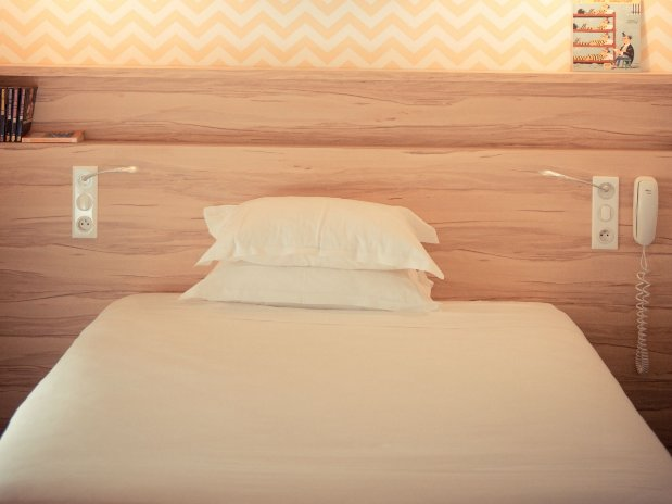 La chambre d'ami d'Alex Hotel Marin Laval