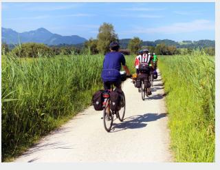 Séjour vélos
